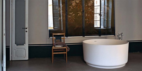 agape design bad hamburg luxus badewanne badezimmer in out spoon xl cartesio flagstone hamburg. Black Bedroom Furniture Sets. Home Design Ideas